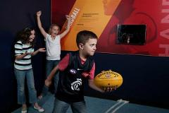 Melbourne Sports Lovers 3/4 day Tour with National Sports Museum & Australian Open Tour