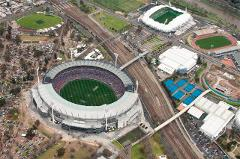 Sports Lovers Gold Tour of Melbourne - With MCG & Aus Open Tours plus Australian Sports Museum