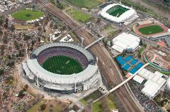 Sports Lovers Silver Tour with Melbourne Cricket Ground and Australian Open Tour