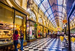 Melbourne Shopping & Sightseeing Walking Tour Shore Excursion
