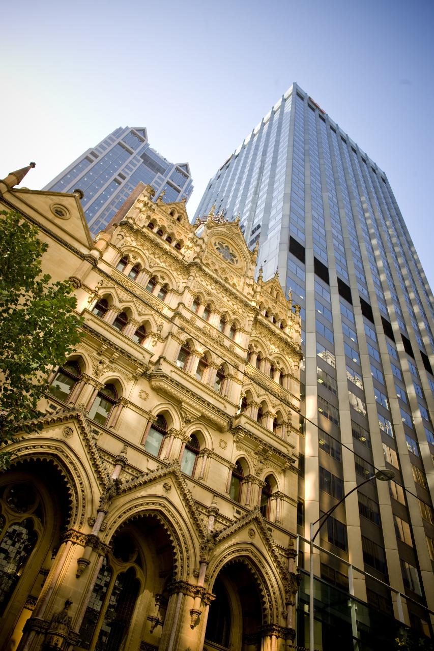 Melbourne's Life in the Gold Rush Walking Tour