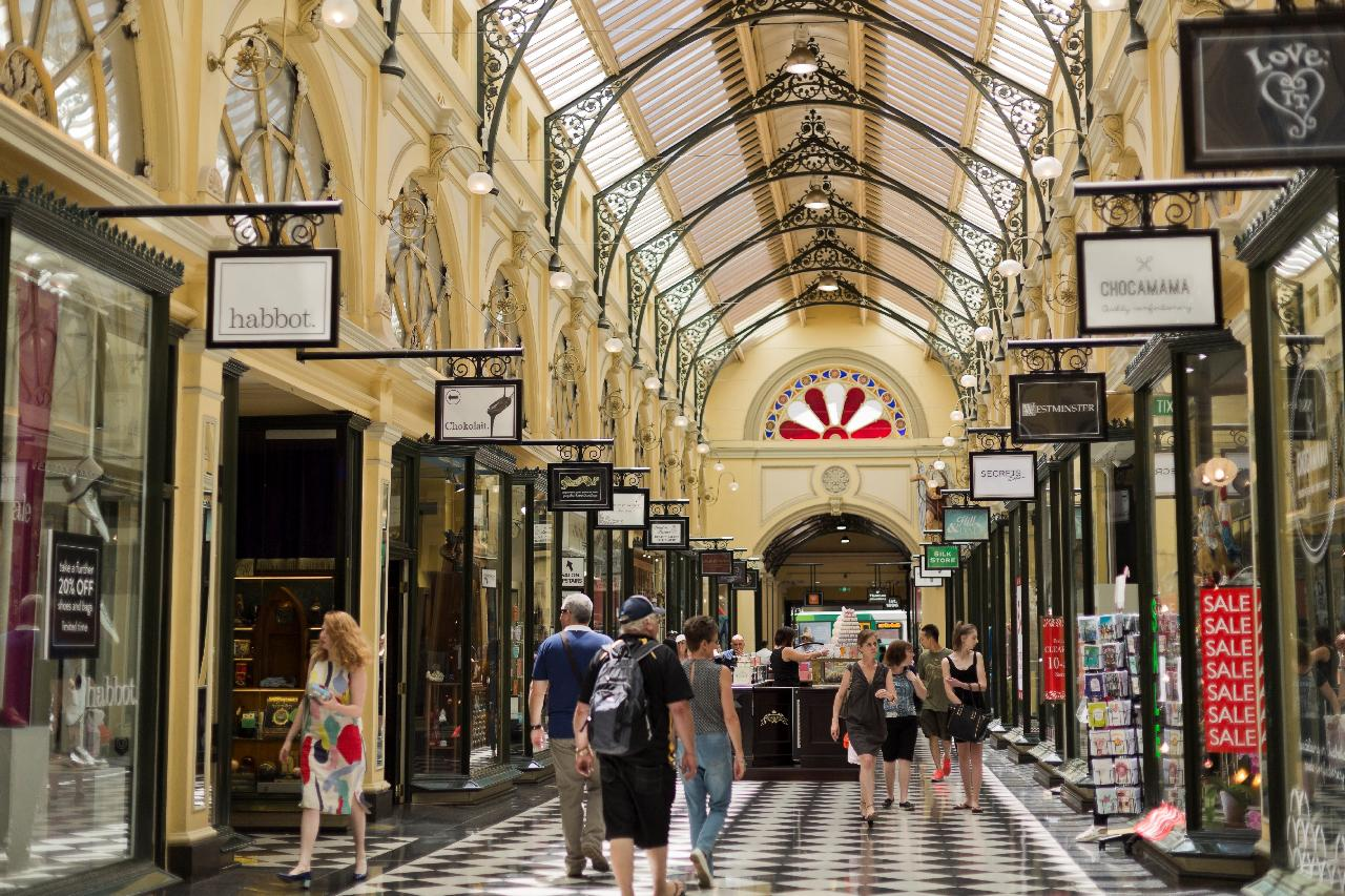Marvellous Melbourne Shopping Tour