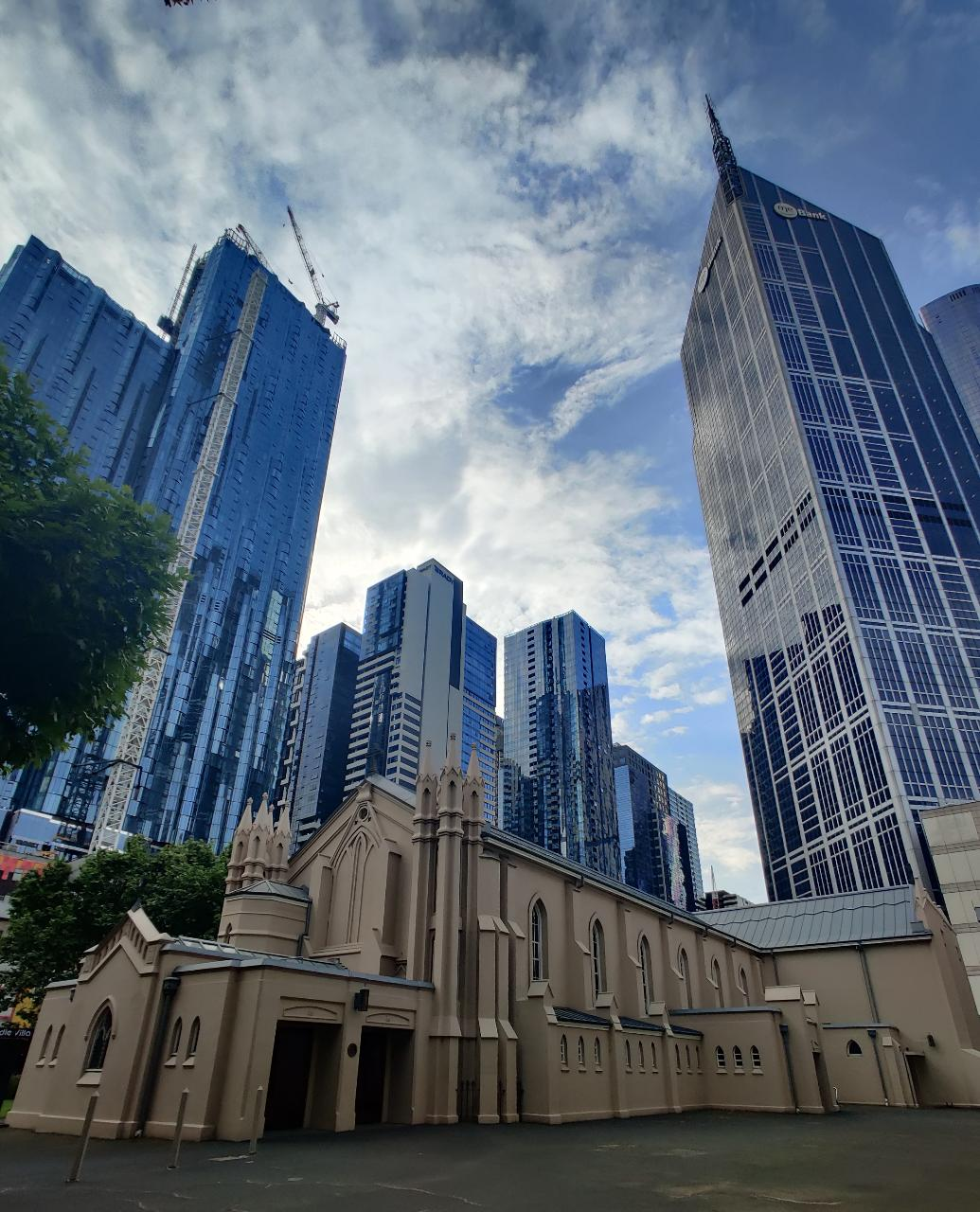 Melbourne's Earliest Buildings Walking Tour