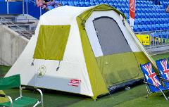 Cully Fest Base Camp Tents - 4 Nights