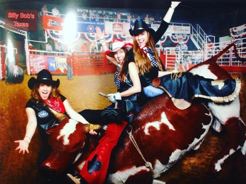 Cully Fest 2017 (NFR) National Finals Rodeo Toowoomba (RODEO ONLY ENTRY)