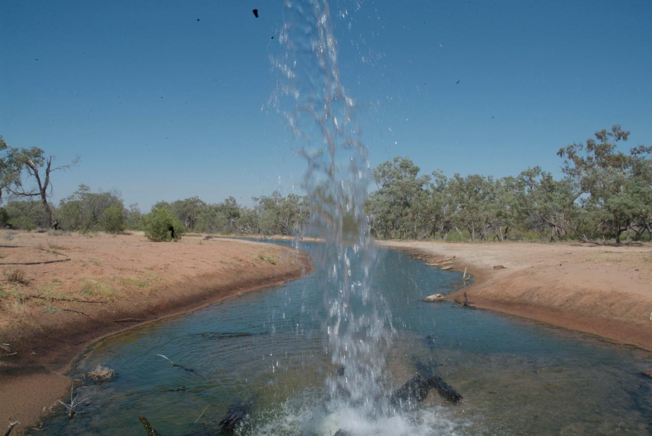 Cunnamulla Town and Industry Tour