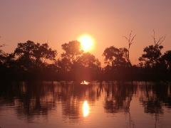 Cunnamulla Sunset River Cruise