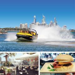 Premium 55min Ride + Waterfront Breaky/Lunch