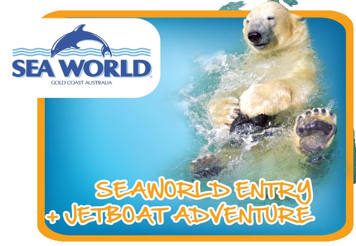 Seaworld & Broadwater Adventure - Premium ride - Live