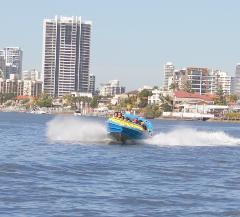 Extreme Jet Boating