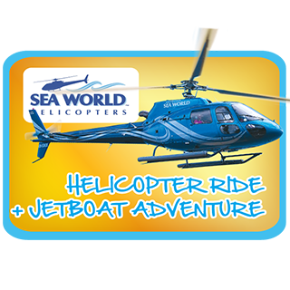 Jetboat + Helicopter