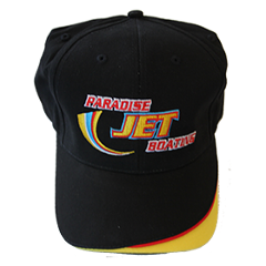 Paradise Jet Boating Cap