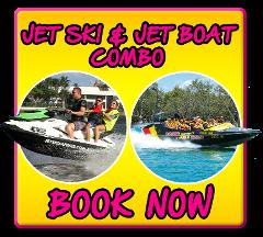 Jet Boat & Jet Ski Combo