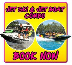 Jet Boat & Jet Ski Combo - Live