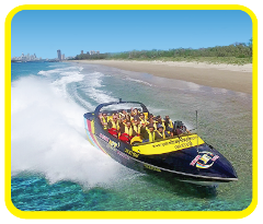 RIDE #1 – Premium 'Broadwater Adventure'