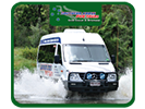Jetboat + 4WD ½ day Tour