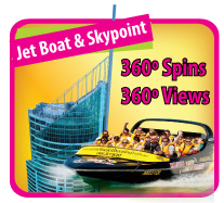 Jetboat + Skypoint