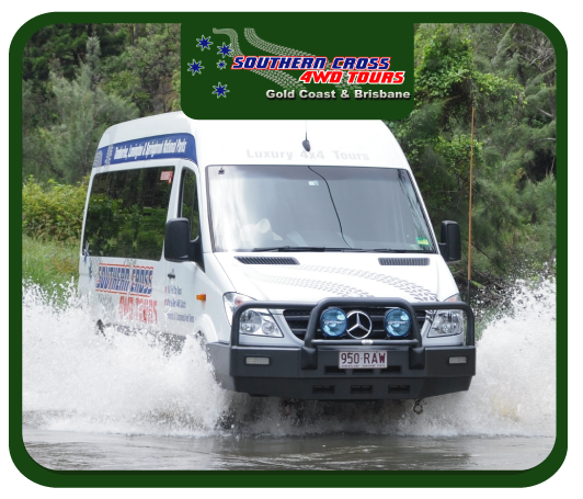 Jetboat + 4WD ½ day Tour - Live