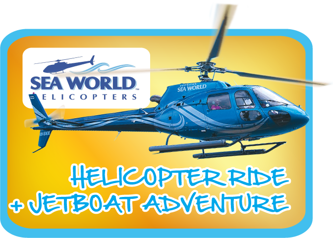 Jetboat + 10min Extended Helicopter - Live