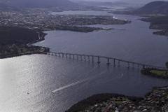 Hobart City Scenic (Aeroplane)