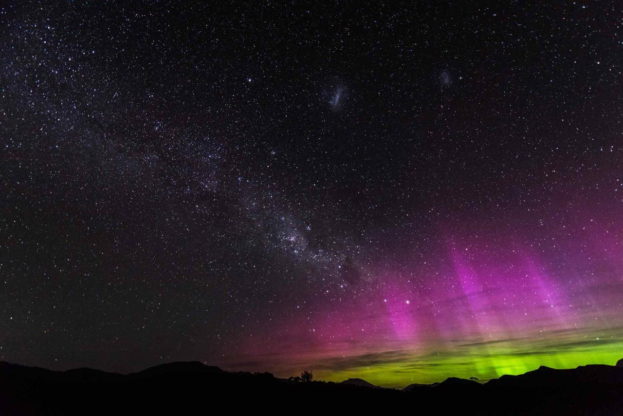 Southwest Tasmania Wilderness Camp
