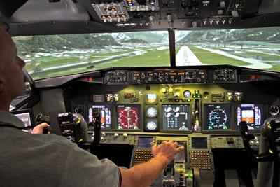 90Min Simsation Flight Advenure
