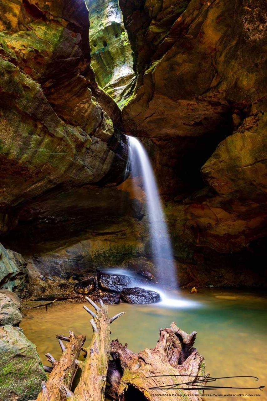 Hocking Hills-Level 2 Photography Workshop with Sustainable Nature touring