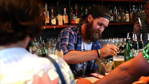 Eat/Drink/Walk Northbridge small bar tour