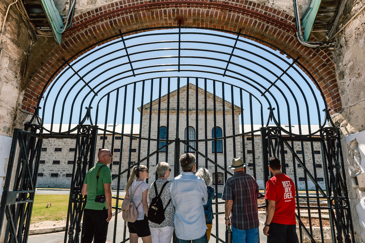 Fremantle Urban Adventures - Convicts & Colonials (2hrs walking tour)