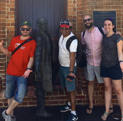 Coffee, Culture and Art Tour of Perth