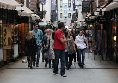 Perth - Arcades and Laneways
