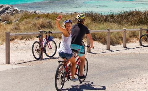 Rottnest Island Bike Tours for Groups