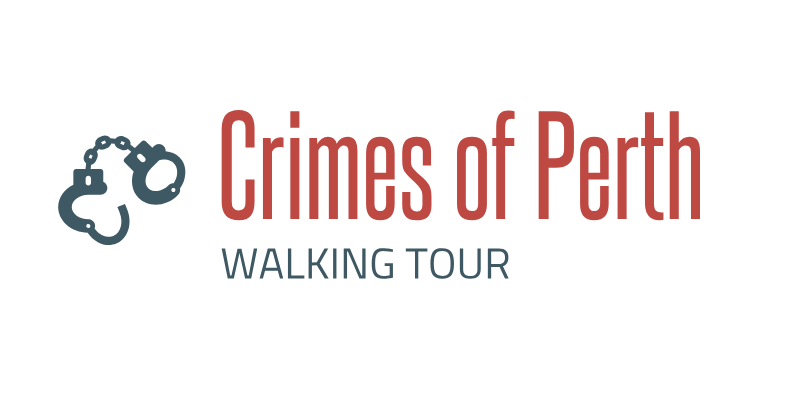 Crimes of Perth Walking Tour - Gift Certificate