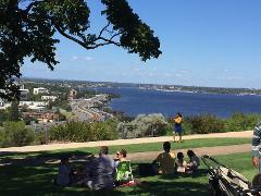 Perth, Kings Park, Fremantle and return Swan River Cruise