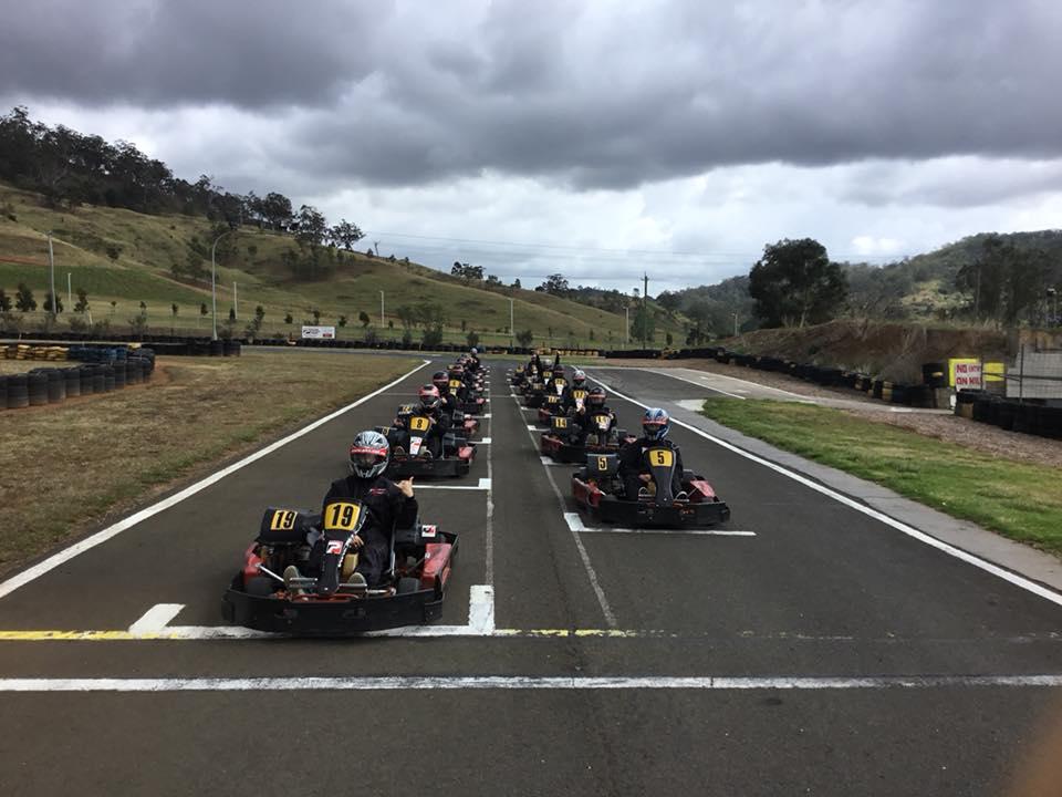 Hire Kart Racing Event