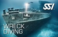 SSI Wreck Diver Specialty