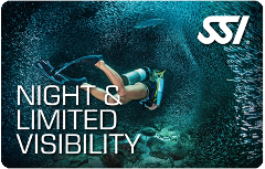 SSI Night & limited Visibility Specialty
