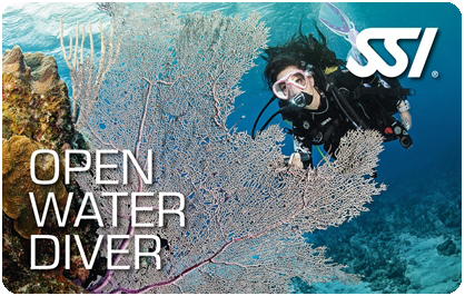 SSI 3 Day Open Water Course