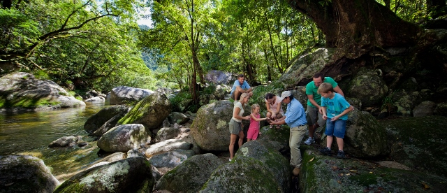Ngadiku Dreamtime Walks at Mossman Gorge