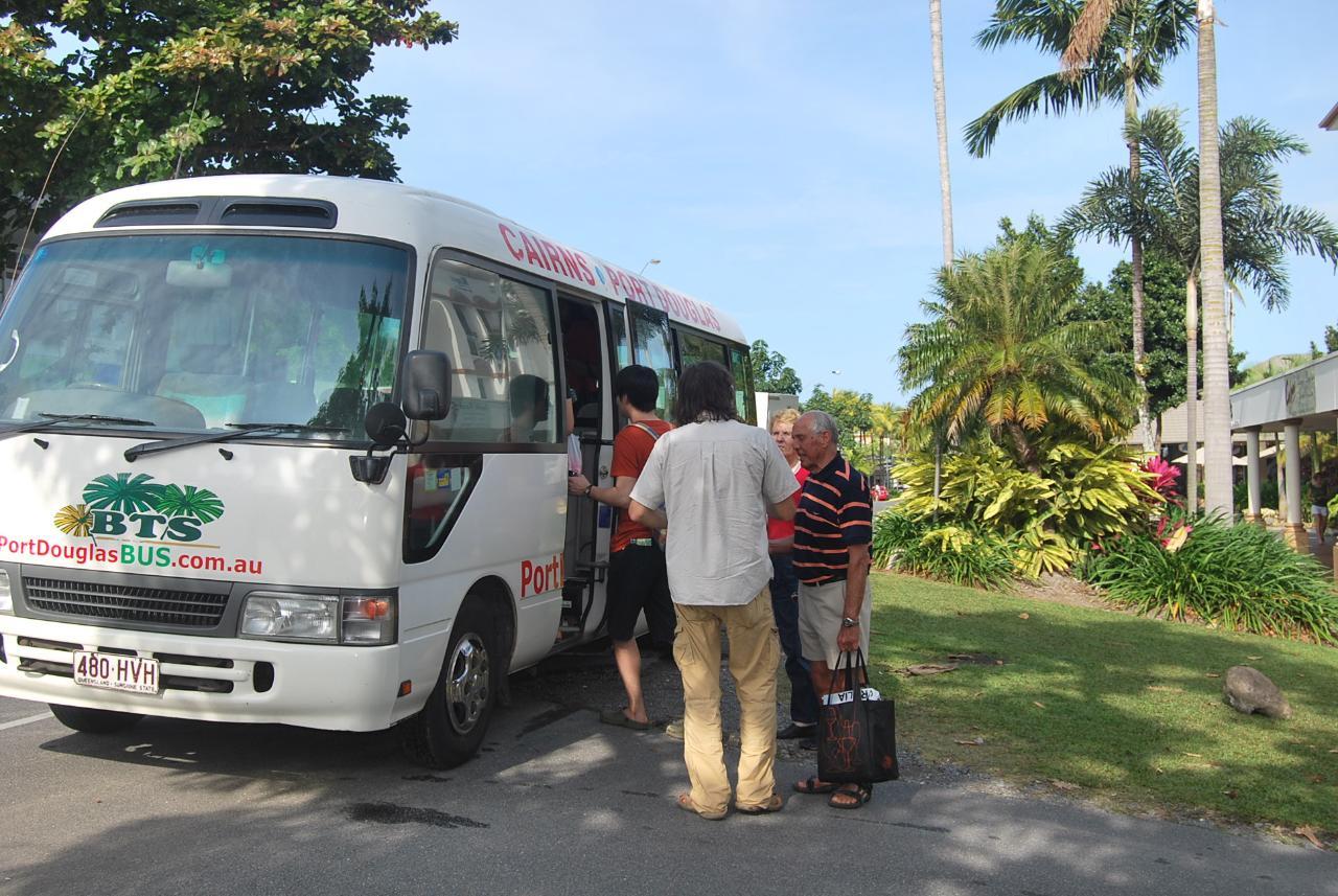 Port Douglas to Cairns