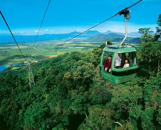 Port Douglas to Skyrail, Kuranda, and the Scenic Train