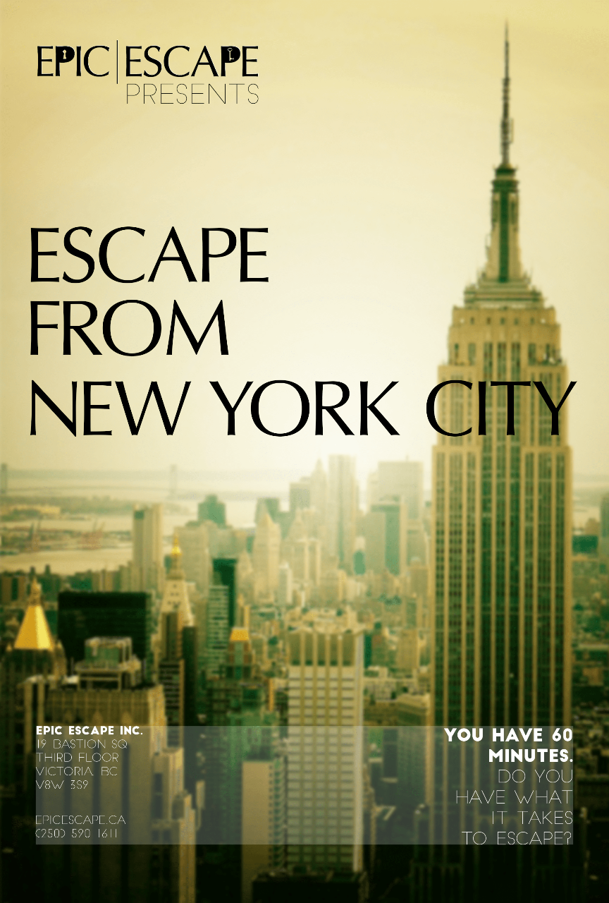 Escape From NYC