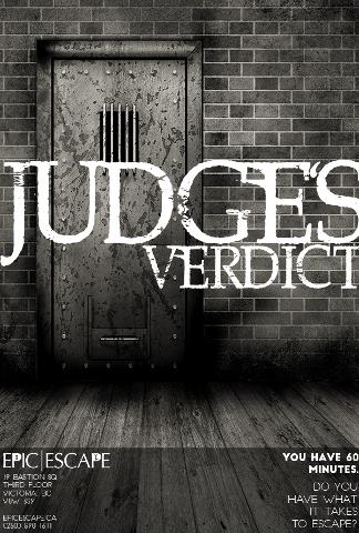 JUDGE'S VERDICT (VIC)
