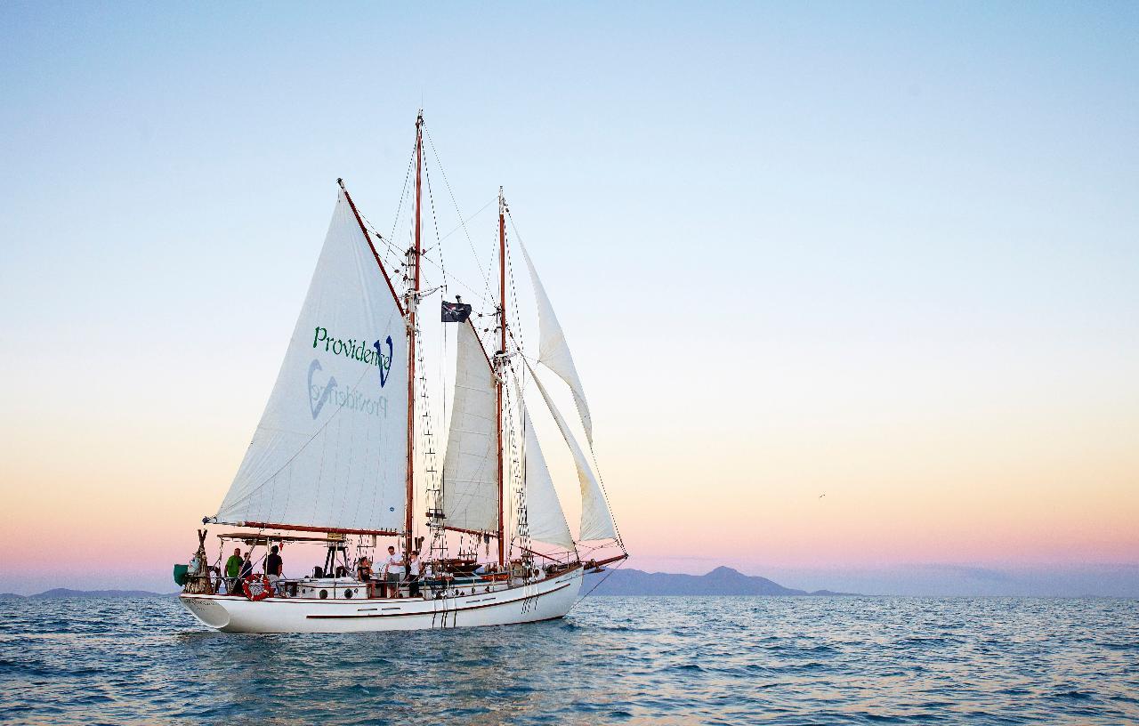 Daily Sunset Sail
