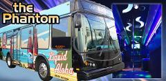The Phantom Bus (Military / Kamaaina Price)