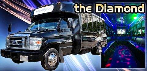 The Diamond Bus (Military / Kamaaina Price)