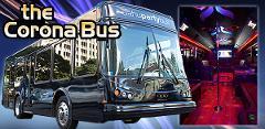 The Corona Bus (Military / Kamaaina Price)