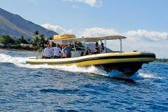 Lanai Scuba Diving – Hawaiian Rafting Adventures 2 Tank Dive