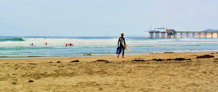 Surfboard Rentals hourly