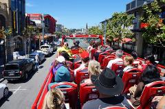 San Francisco City Bus Tour